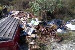 Ambiente: rifiuti impresa smaltimento in discarica illegale