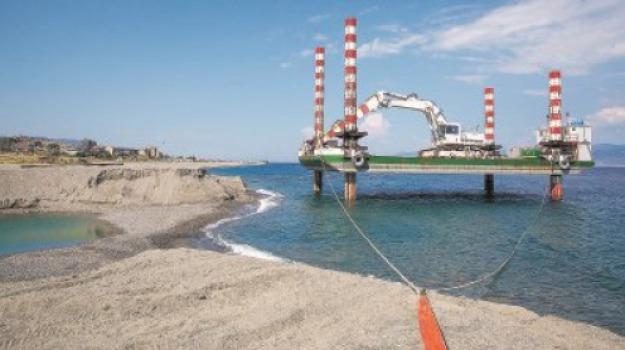 autorizzazione regionale, messina, piattaforma, porto tremestieri, Messina, Sicilia, Archivio