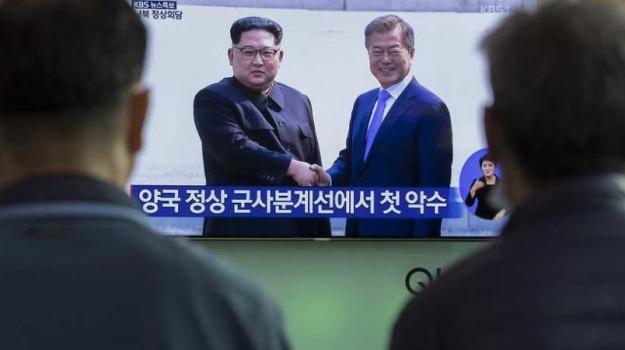 accordo, coree, Pyongyang, Sicilia, Cronaca