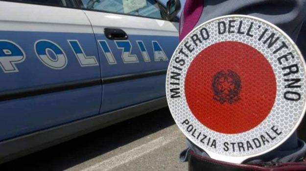 ferragosto, polizia stradale, Messina, Archivio