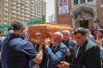 Chiesa gremita per funerale Rita Borsellino