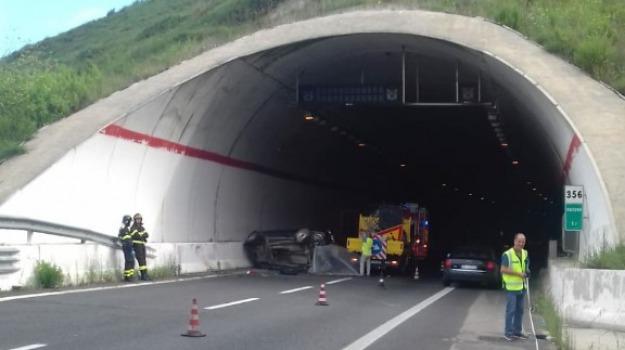 autostrada, calabria, franco luciano, gazzetta, incidente mortale, messina, Messina, Archivio