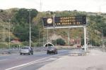 Viadotto Bisantis, riflettori sul transito limitato