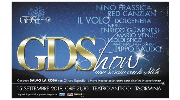 gdshow, taormina, Sicilia, GDSHOW