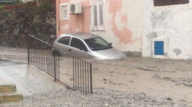 allagamenti, eolie, maltempo, Messina, Sicilia, Archivio