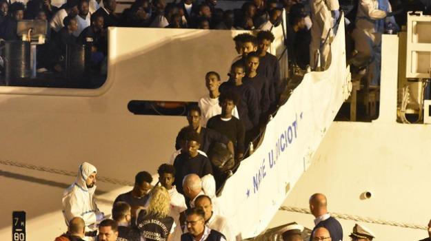 migranti, salvini, Sicilia, Cronaca