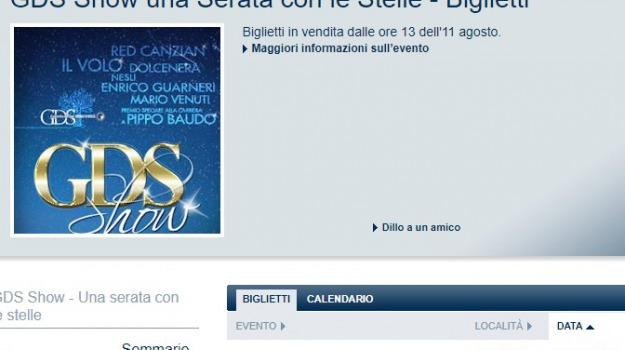 gdshow, gdsshow, taormina, teatro antico, Sicilia, GDSHOW