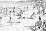 Un posto al sole nella calda estate di Messina