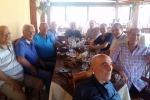I compagni della V H dello Jaciinsieme dopo 54 anni