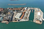Ferretti Yacht a Venezia, Arsenale aperto