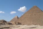 La cavità scoperta nella piramide di Cheope grazie ai raggi cosmici (fonte: ScanPyramids mission)