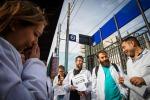 Pd: protesta ricercatori Cnr a conferenza programmatica
