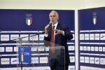 Giovanni Malagò in occasione della presentazione dell'ottavo Rapporto di Responsabilit Sociale d'Impresa del gruppo alimentare di Alba