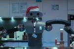 Un robot alle prese con la preparazione dei biscotti di Natale (fonte: Fzi Living Lab Christmas Robotics)