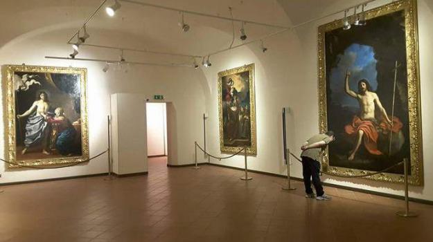 museo civico, taverna, Catanzaro, Calabria, Cultura