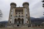 Apertura temporanea castello Aymavilles