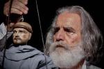 Cuticchio porta pupo Francesco dal Papa