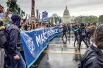 La Marcia per la Scienza del 22 aprile 2017. Nell'immagine l'evento organizzato a Washington (fonte: Bill Douthitt/AAAS)