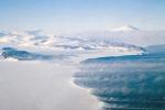 La costa antartica che si affaccia sul mare di Ross (fonte: Massimo Frezzotti, ENEA-PNRA)