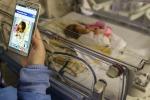 Le culle con lo smartphone arrivano in terapia intensiva