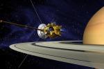 La sonda Cassini, missione storica nella quale l'Italia ha avuto un ruolo di primo piano con l'Agenzia Spaziale Italiana (fonte: Nasa/Jpl)