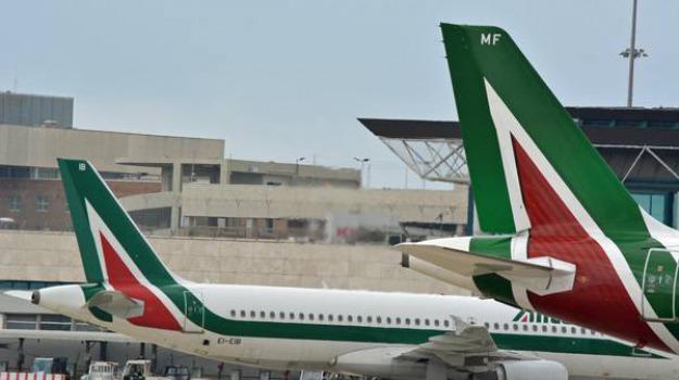alitalia, cassa integrazione, ritardi voli, sciopero aerei, Sicilia, Economia