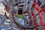 Particolare del reattore sperimentale Iter, in costruzione nella Francia meridionale, a Caradache (fonte: Iter)