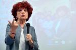 Il ministro per l'Istruzione, l'Università e la Ricerca, Valeria Fedeli