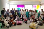 Sanità: bambini in sala operatoria con le automobiline