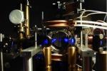 Esperimento Magia per studiare, attraverso 'fontane atomiche', gli effetti della gravità e della Relatività generale di Einstein (fonte Infn)