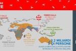 Giornata mondiale della zanzara, flagello fa ancora paura