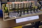 """La tavola vibrante mette alla prova la resistenza degli edifici (fonte: IIS """"Polo-Bonghi"""" di Assisi)"""