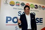 Il sindaco di Catania, Salvo Pogliese