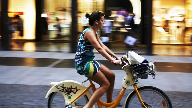 bike sharing, mobilità, reggio, trasporto sostenibile, Giuseppe Falcomatà, Giuseppe marino, Reggio, Calabria, Cronaca