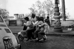 Fotografia: trasporti a Napoli 50 anni fa