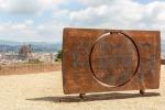 Mattiacci al Forte Belvedere a Firenze