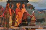 Arte russa a Genova accademia Glazunov