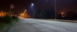 Appalto da 30 milioni per l'illuminazione a Messina, ma la città continua ad essere al buio