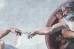 Dio visto da Michelangelo