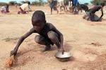 Aumenta la fame nel mondo,124 mln le persone a rischio