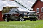 Rischio incendio, Ford richiama 874mila pickup Serie F