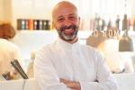 Chef Niko Romito (foto Andrea Delbo)