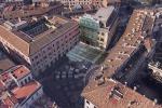 Gli architetti disegnano in piazza