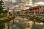 Una veduta di Padova (foto archivio ANSA)