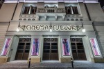 Il cinemateatro Fulgor, recentemente restaurato