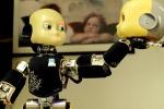 'Essere o non essere...', il robot ICub come Amleto (fonte: Pedro Vicente, Vislab@ISR-Lisboa, Robohub)