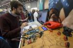 Chiusa la prima call di proposte per l'edizione 2017 della Maker Faire Roma, in programmadal primo al 3 dicembre (fonte: Maker Faire Rome)