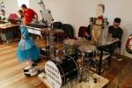 """La band robotica nata a scuola (fonte: 'ITST """"Guglielmo Marconi"""", Campobasso)"""