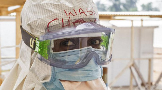 actionaid, ebola, Saani Yakubi, Salute e Benessere