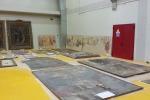 Sisma, al sicuro 350 opere d'arte